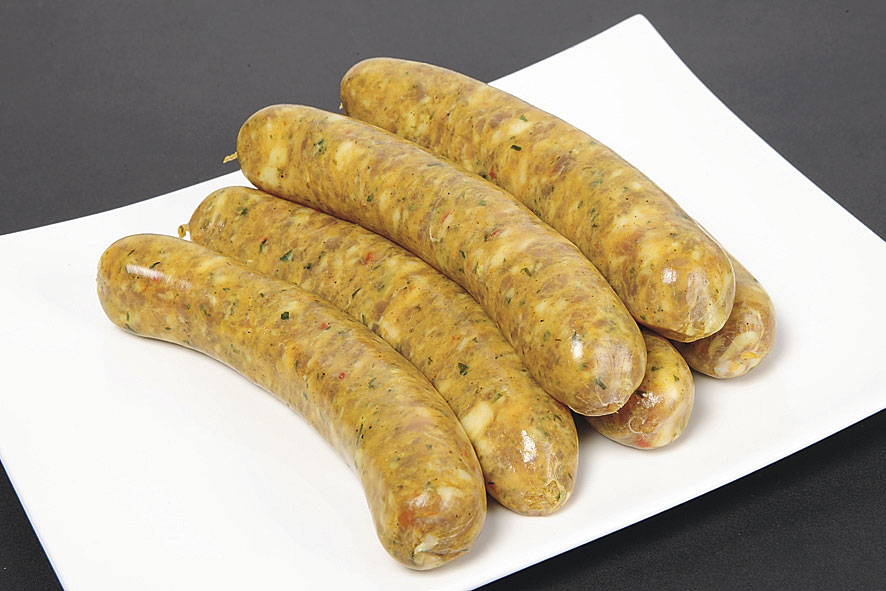 Saucisse-Curry