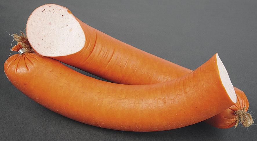 Saucisse-de-viande