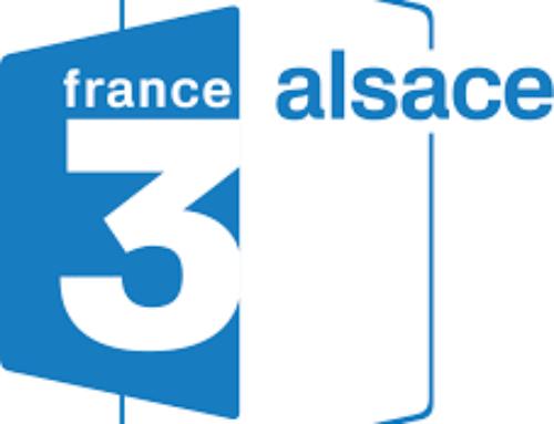 Reportage France 3 Alsace – Novembre 2018